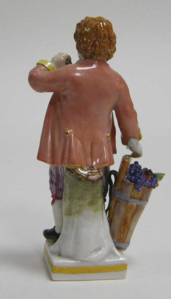 Gardener Child Of Meissen - photo 3