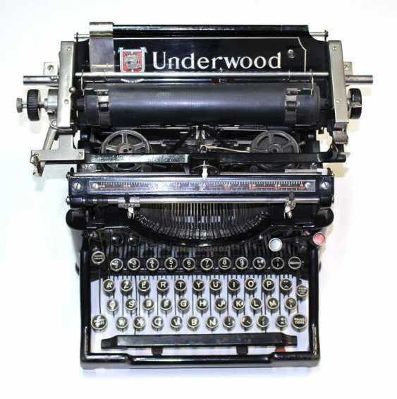 Underwood, - photo 1
