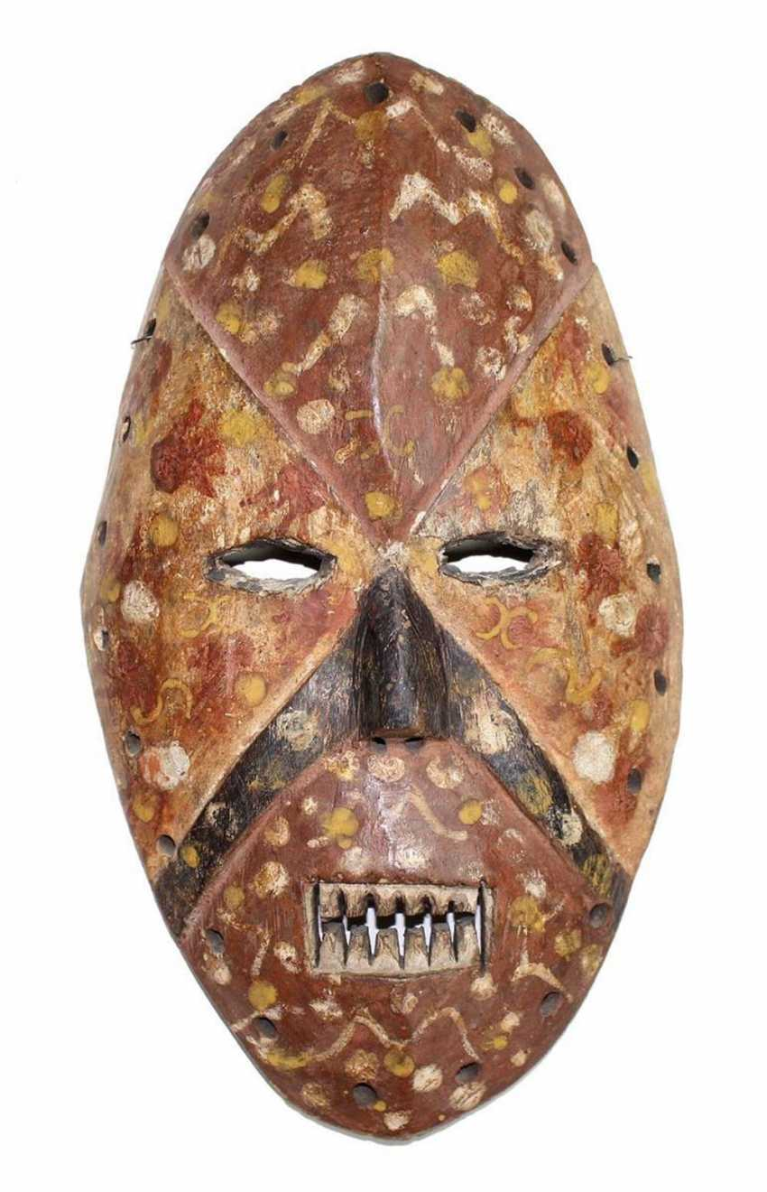 Mask Ndaaka Ituri - photo 1