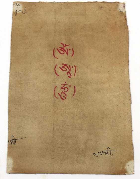 A small Thangka of Tara - photo 2