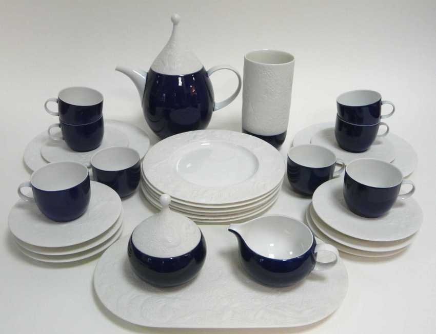 Coffee service ' magic flute for eight people - photo 1