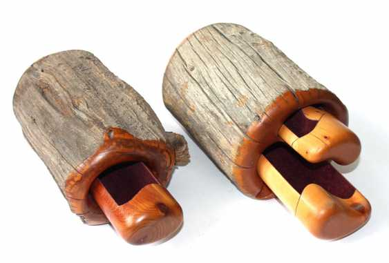 Cedar wood boxes. - photo 1