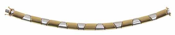 Elegant bracelet in 585 WG/GG. - photo 1