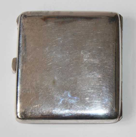 Art Nouveau Cigarette Case, - photo 2