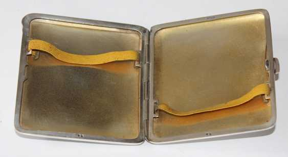 Art Nouveau Cigarette Case, - photo 3