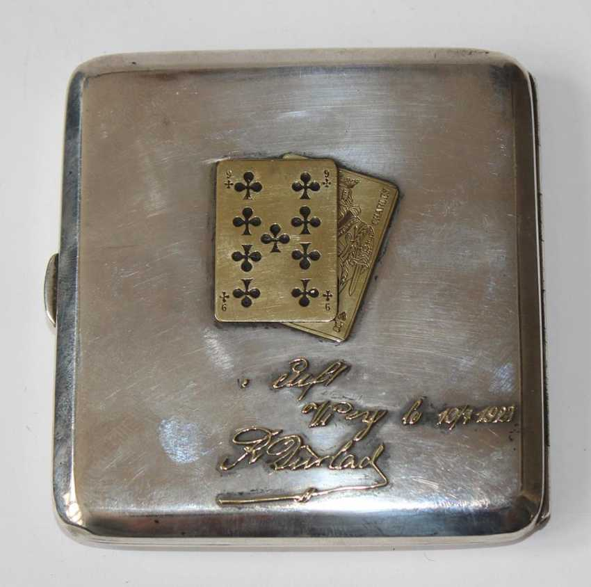 Vienna Art Nouveau Cigarette Case - photo 3