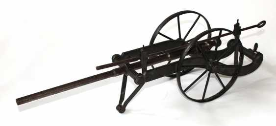 Cannon model 19. Year hundertt. - photo 1