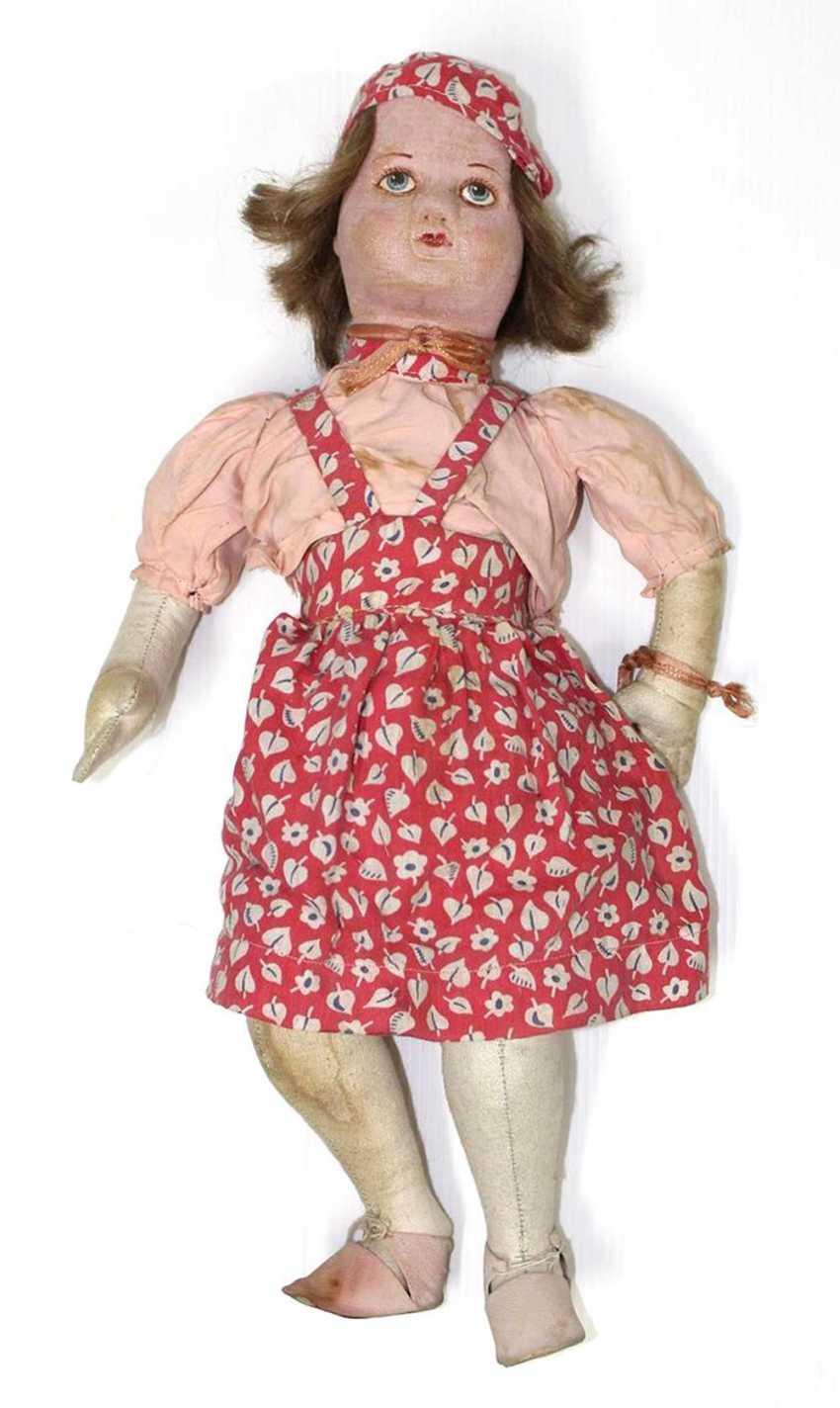 Doll probably Lenci - photo 1