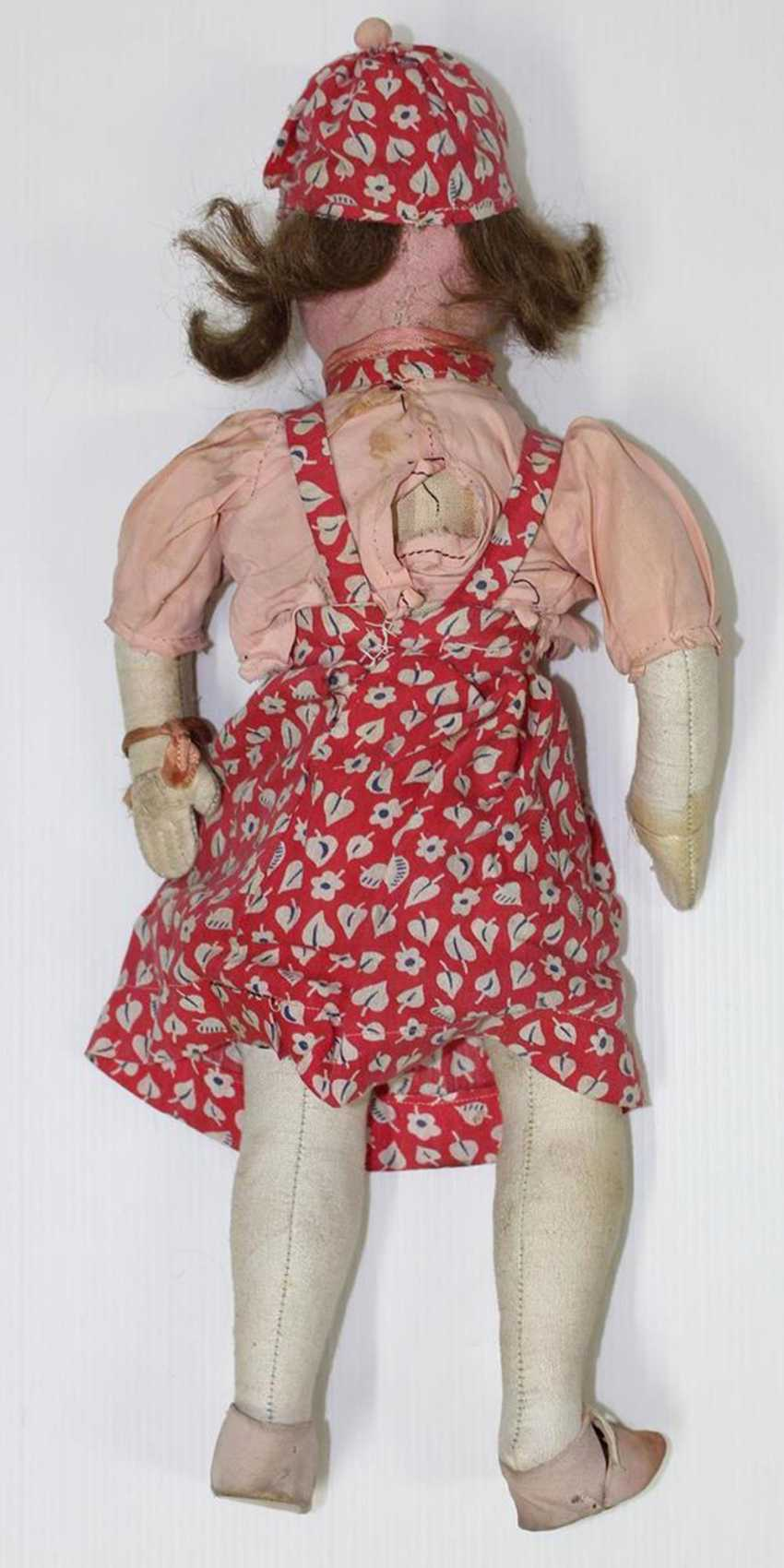 Doll probably Lenci - photo 2