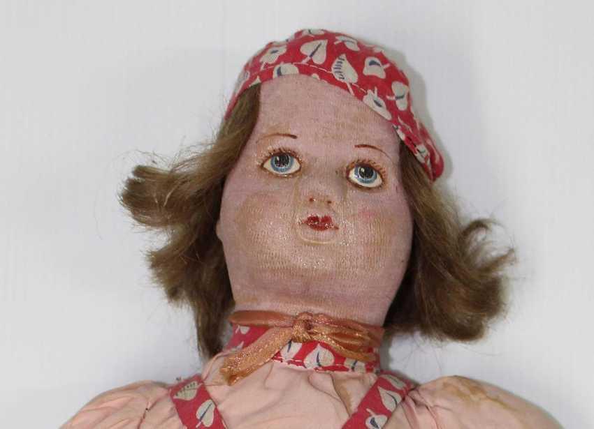 Doll probably Lenci - photo 3
