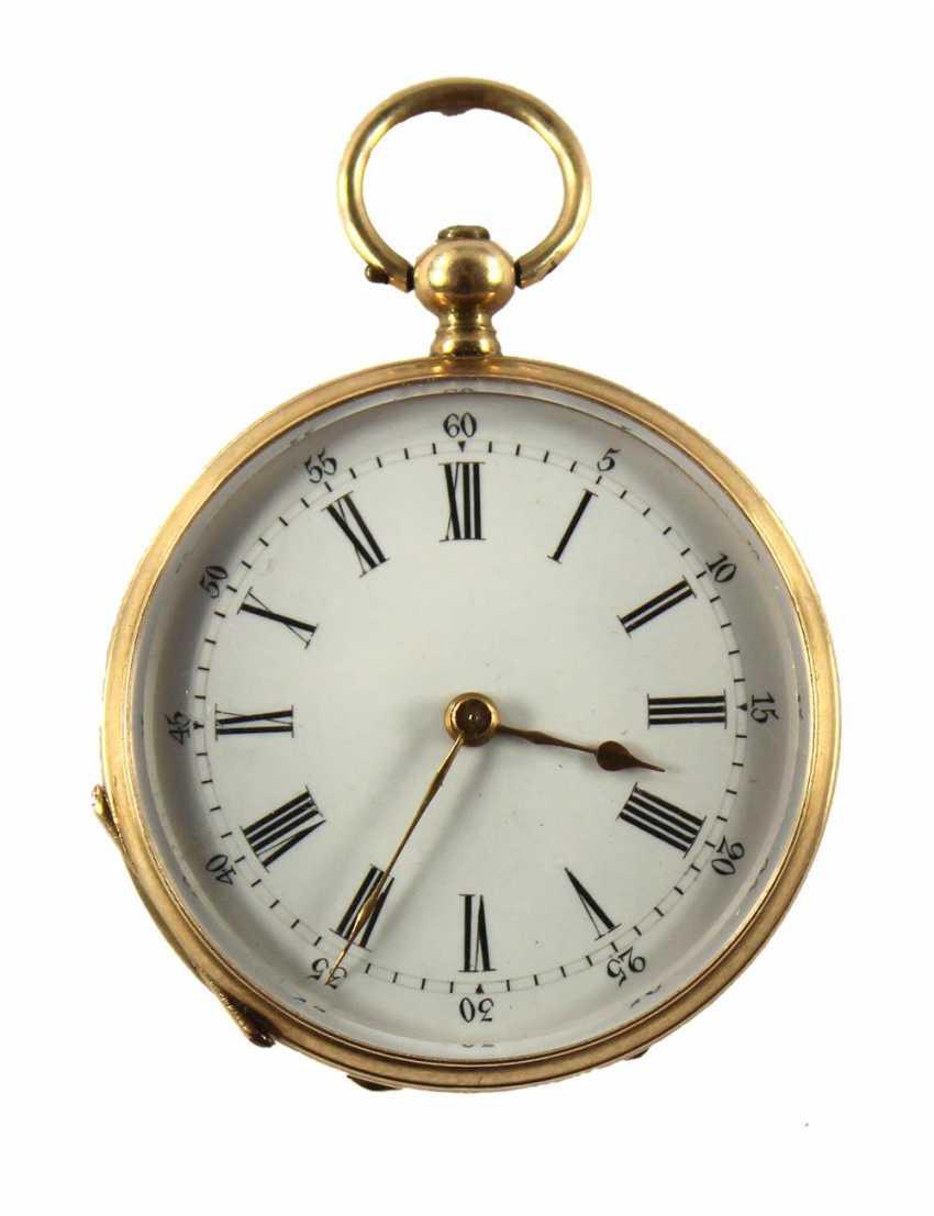 Revue Thommen Pocket Watch, - photo 1