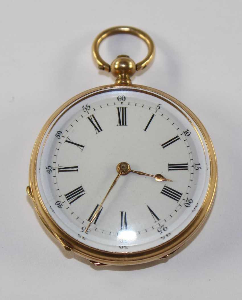 Revue Thommen Pocket Watch, - photo 2