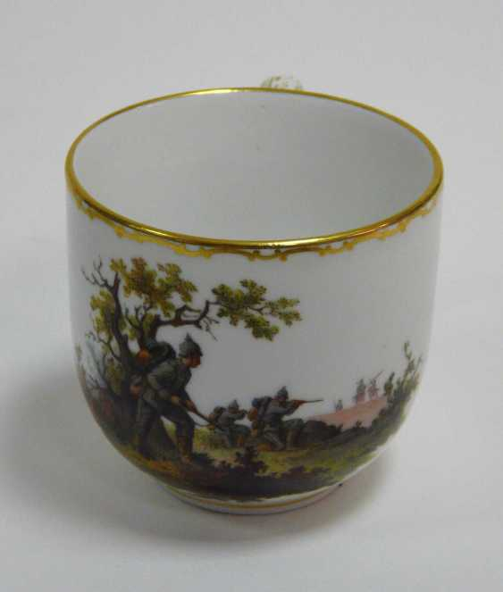 Cup Of Meissen End Of World War I. - photo 2