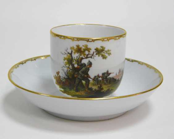 Cup Of Meissen End Of World War I. - photo 5