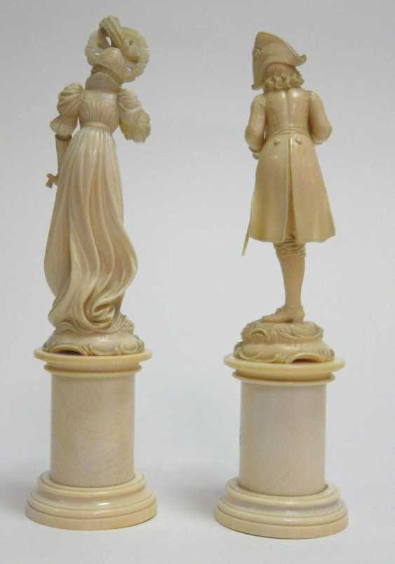 Pair Of Statuettes - photo 2