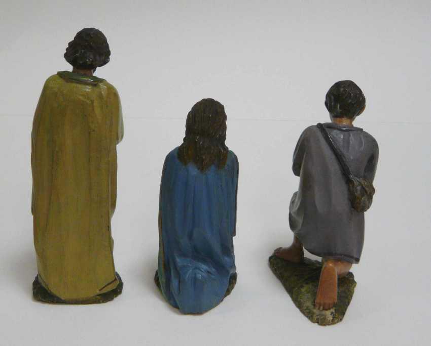 Four Nativity Figures - photo 2