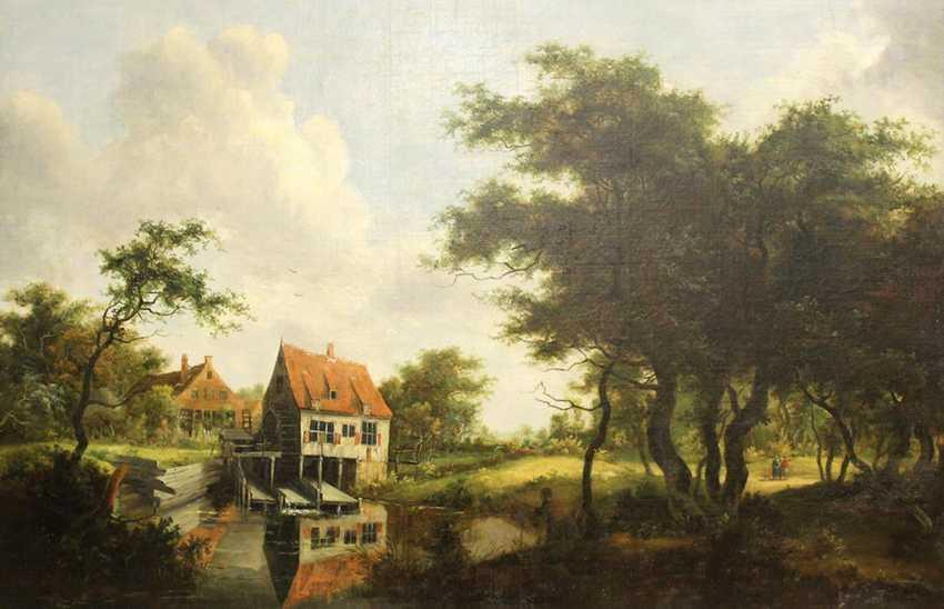 Hobbema, Meindert - photo 1