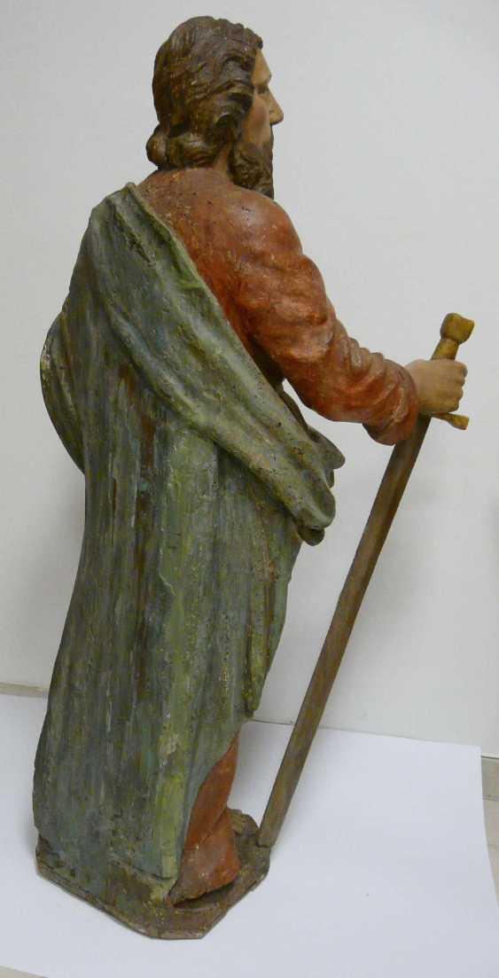 Great sculpture of the Apostle Paul - photo 2