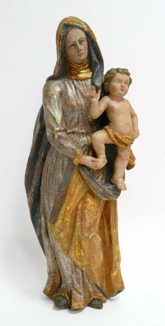 Madonna with the child Jesus - photo 1