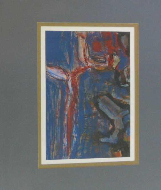 Conrad Westpfahl, Abstract Composition - photo 2