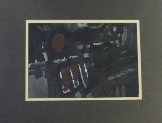 Conrad Westpfahl, Abstract Composition - photo 1