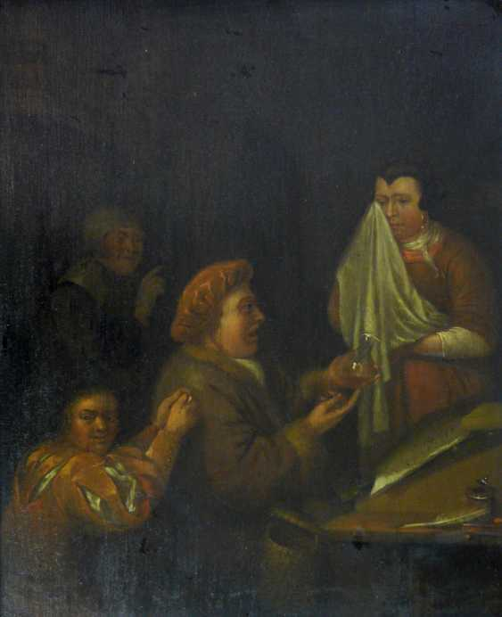 Dutch Master, The Doctor's Visit (When Uroskopisten) - photo 1