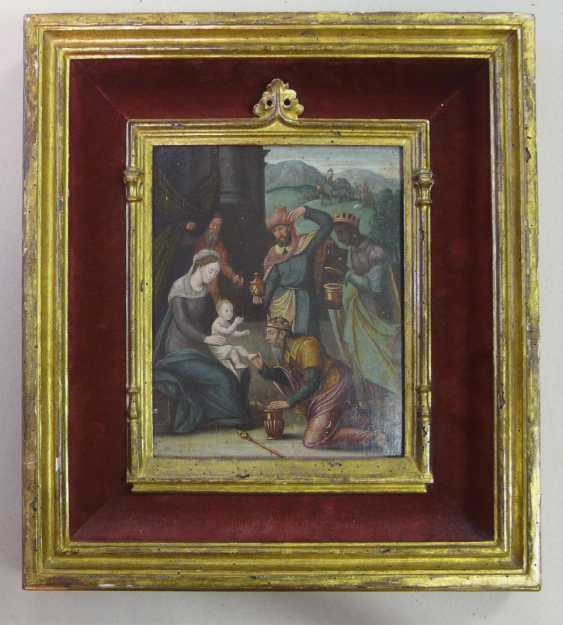 Flemish master of the 16th century. Century (?), The adoration of the Magi - photo 2