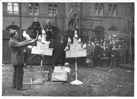 Circus, Germany 1940 ca - photo 6