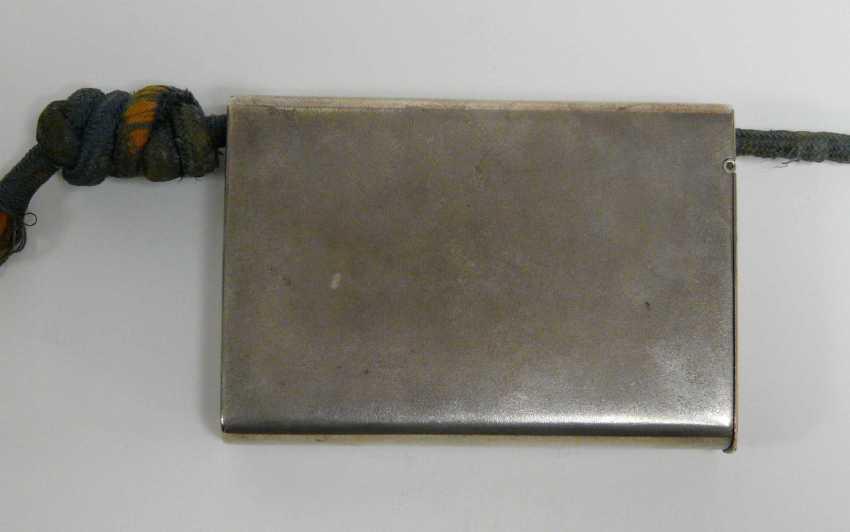 Feine russische Silber - Snuff-box of the Freiherrn Emanuel Herzog - photo 6