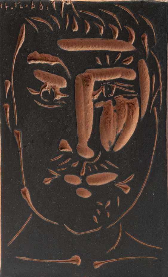 Visage de Homme (Man's Face) 1966 - photo 1