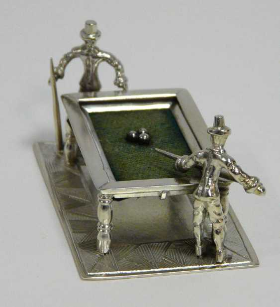 Large collection of Miniatures (silver, silver Plated) - photo 2