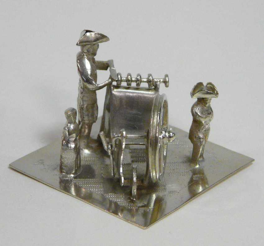Large collection of Miniatures (silver, silver Plated) - photo 3
