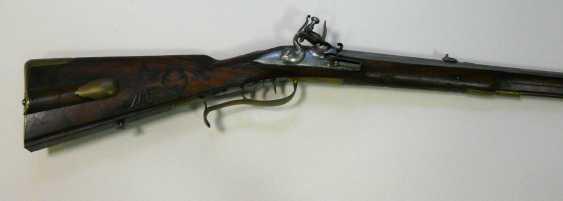 Flintlock Rifle Bamberg 1716 J. Fr. Limmer - photo 3