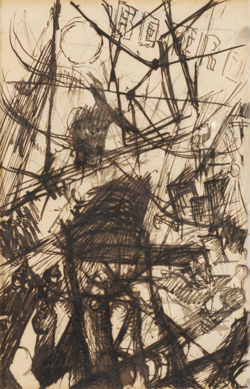 Composizione futurista 1913 circa - photo 1