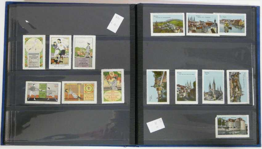 Group (u. a. Bamberger) notes, vignettes, etc., 19./20. Century - photo 2