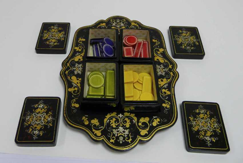 Chinese tablet with four game - brand box - photo 2