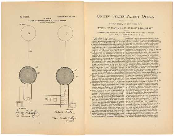 Tesla patents : an archive of inventive genius - photo 2
