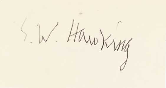 Astrophysical Quantities, with Hawking's ownership inscription - photo 1