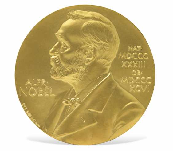 The IVF Nobel Medal - photo 1