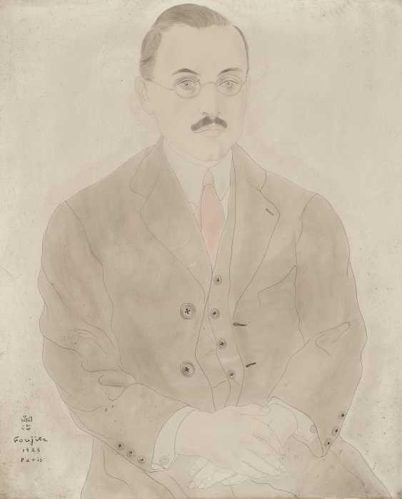 LÉONARD TSUGUHARU FOUJITA (1886-1968) - photo 1