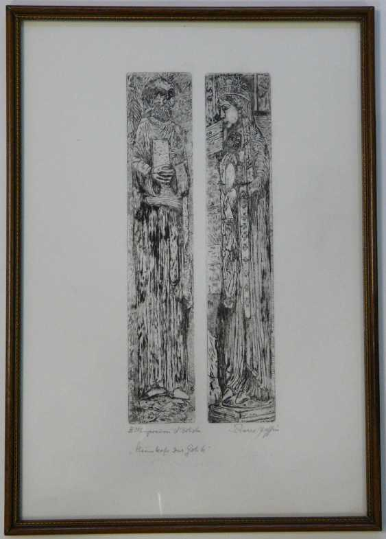 Pierre Boffin, Three Etchings - photo 2