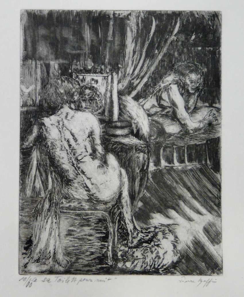 Pierre Boffin, Three Etchings - photo 3