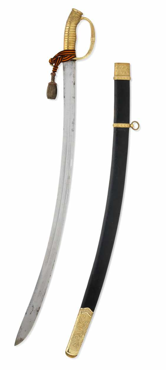 A ST GEORGE INFANTRY OFFICER SWORD, PATTERN 1913 - photo 3