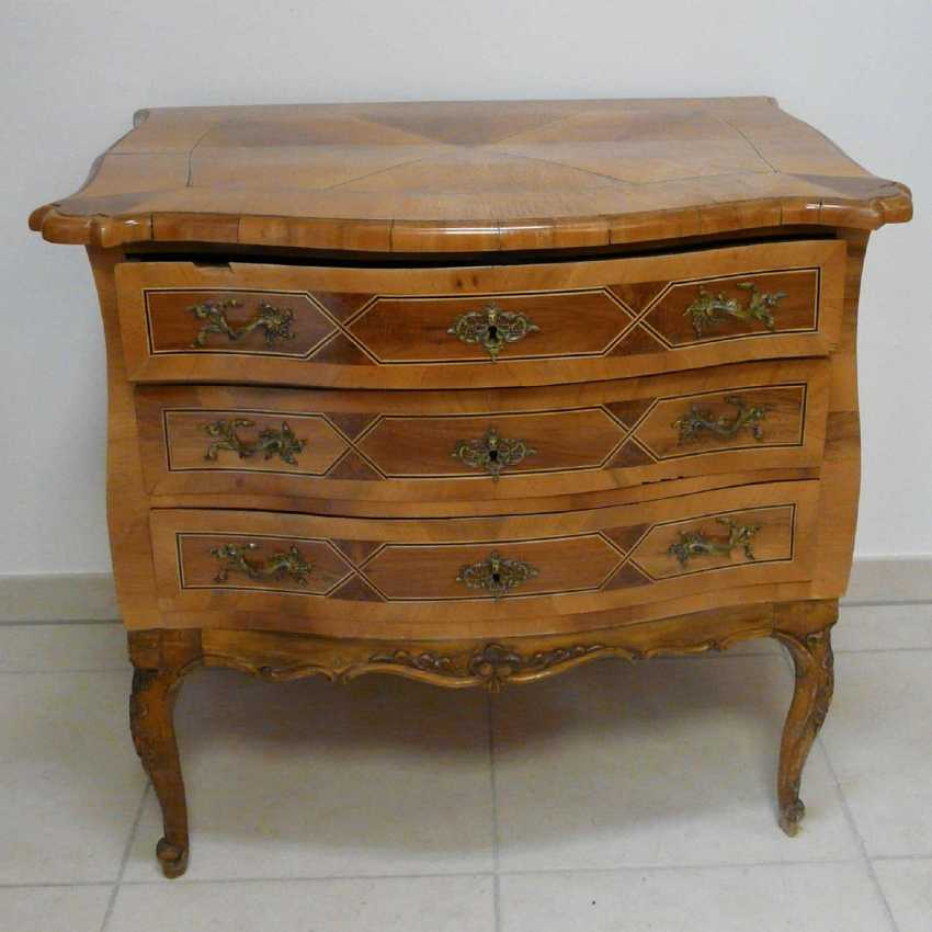 Chest of drawers in the Baroque style - photo 1