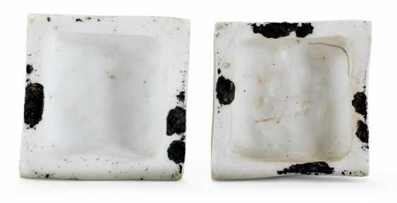 TWO BISCUIT PORCELAIN FIGURES OF COSSACKS - photo 3