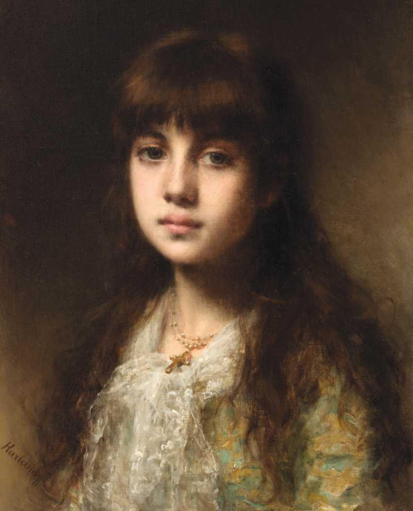ALEKSEI HARLAMOFF (1840-1925) - photo 1