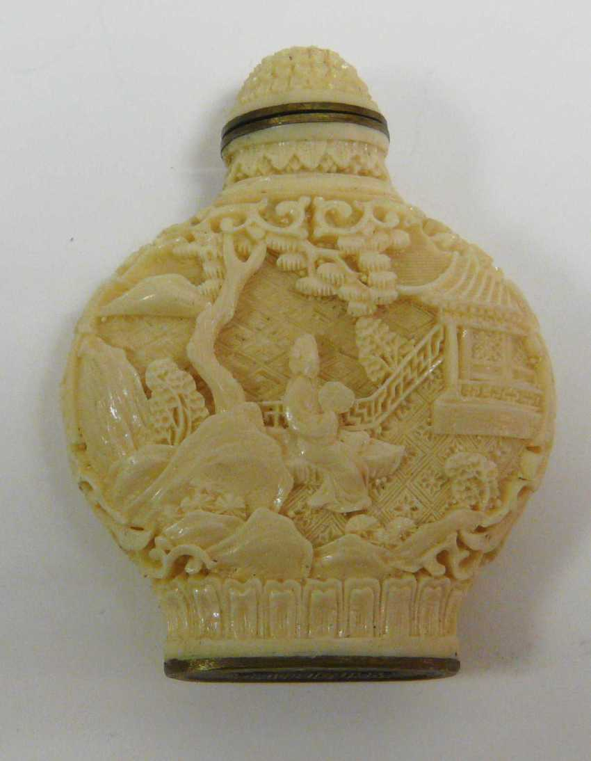 Chinese Snuff Bottles  - photo 1