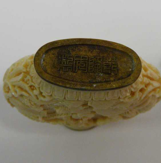 Chinese Snuff Bottles  - photo 4