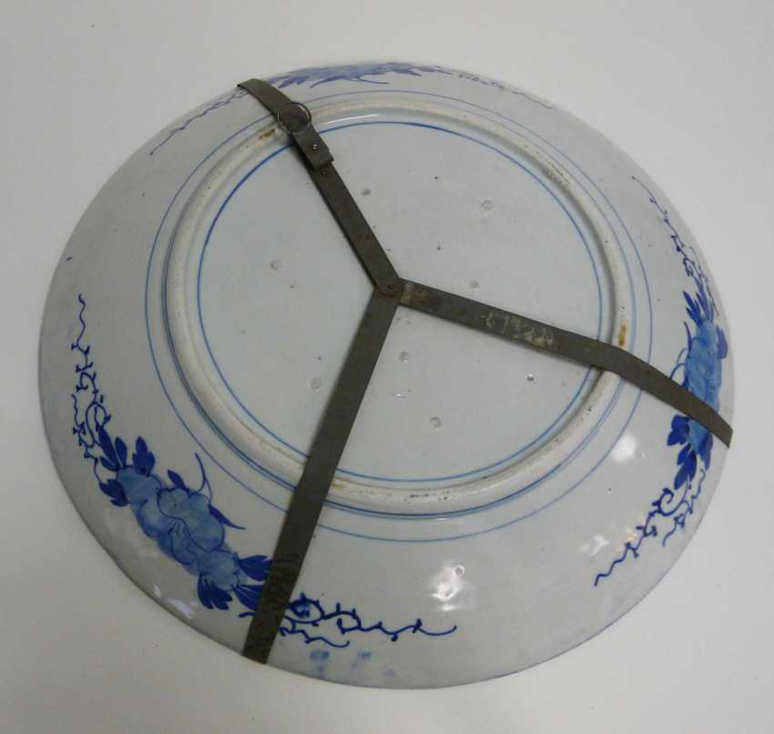 Large Chinese plate  - photo 2