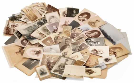 A LARGE COLLECTION OF LARGE AND SMALL PHOTOGRAPHS - photo 1